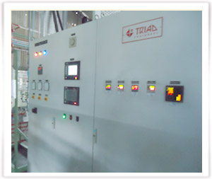 PLC-SCADA Panel for SQF